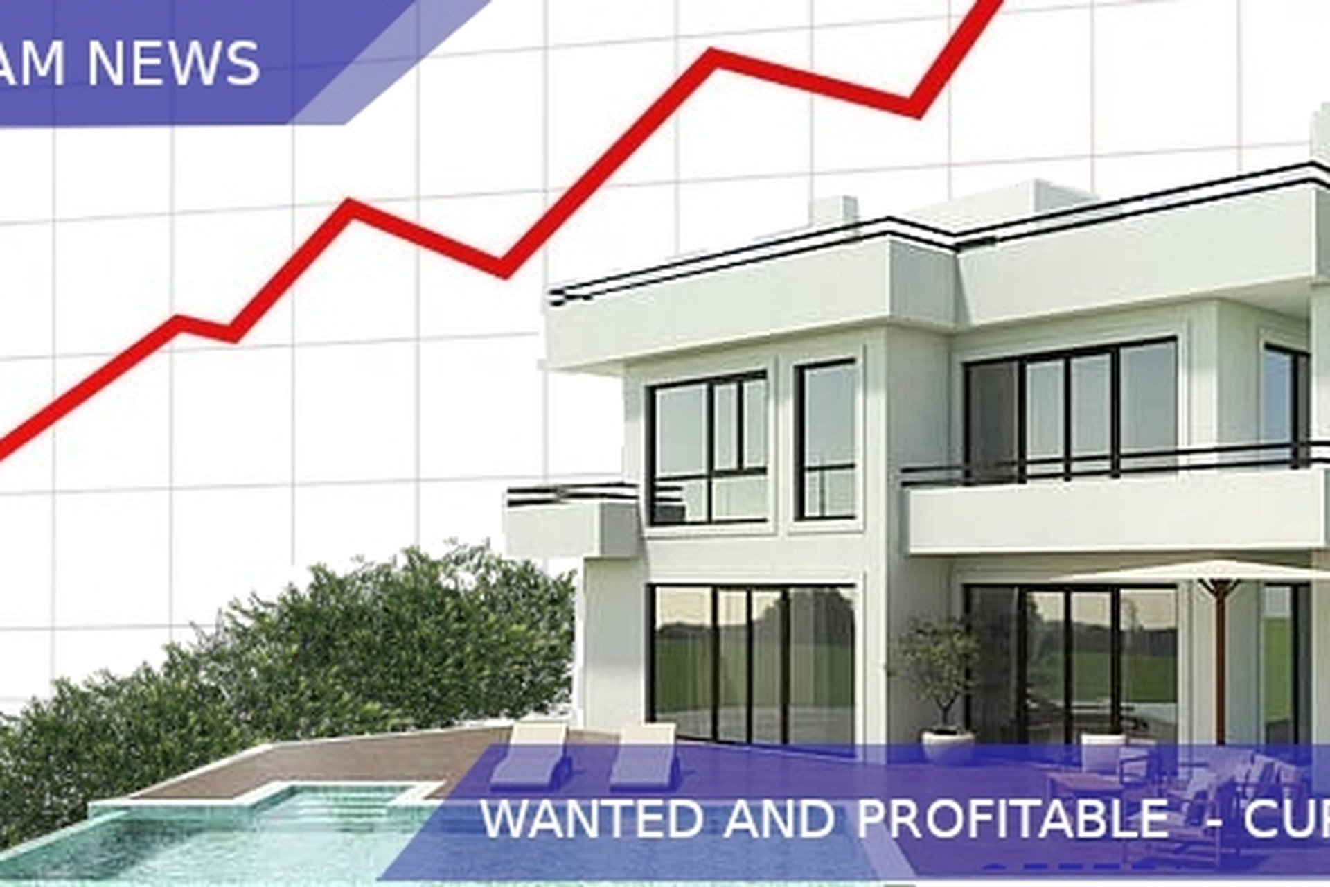 ADRIATEAM NEWS - WANTED AND PROFITABLE REAL ESTATES - CURRENT OFFER!