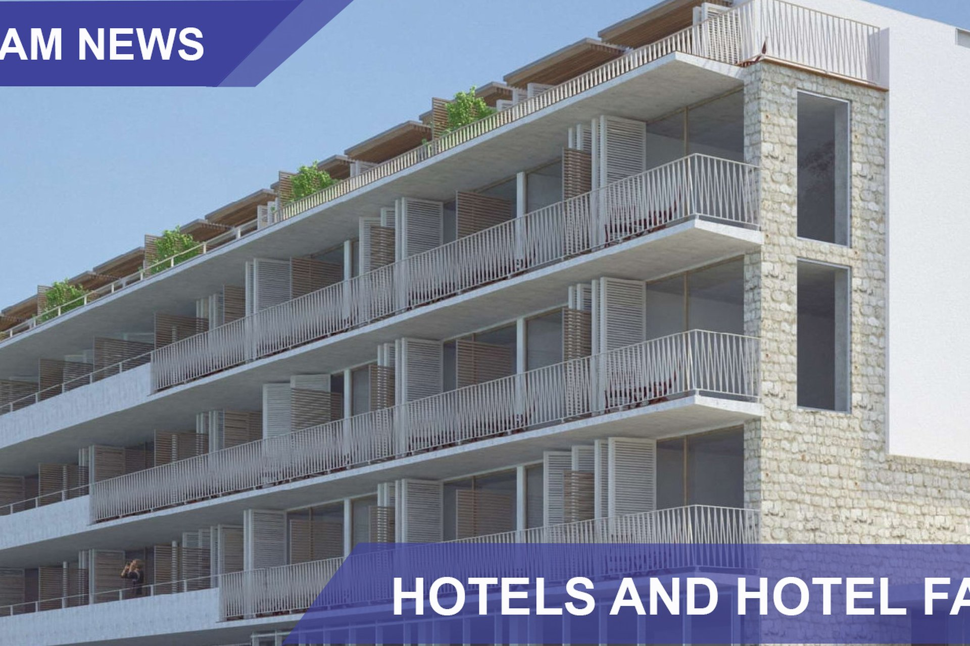 HOTELS AND HOTEL FACILITIES - INVESTMENT IN FINISHED FACILITIES WITH ESTABLISHED BUSINESS