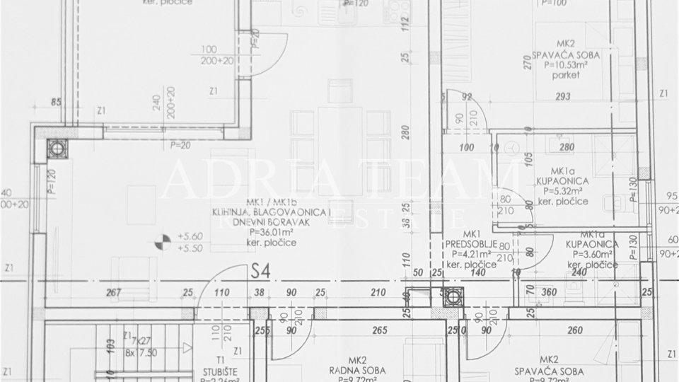 Ferienwohnung, 61 m2, Verkauf, Vir