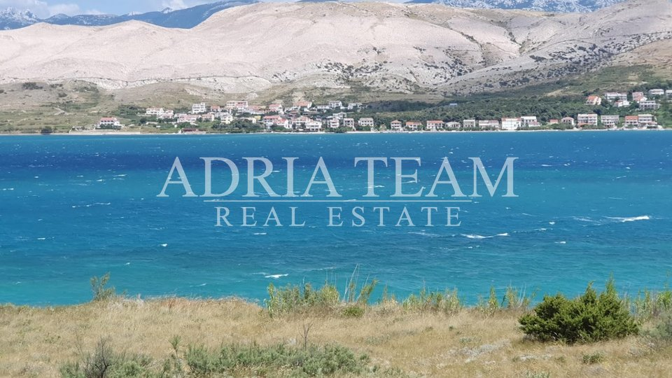 Land, 1381 m2, For Sale, Pag