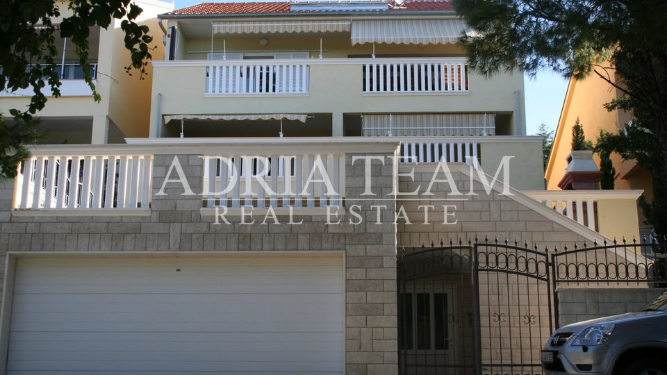 APARTMENT HOUSE, FIRST ROW TO THE SEA, TOP POSITION, DRAGE - PAKOSTANE