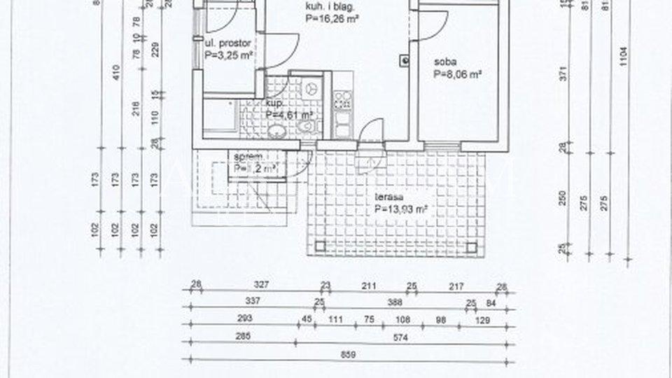 Haus, 164 m2, Verkauf, Vrsi