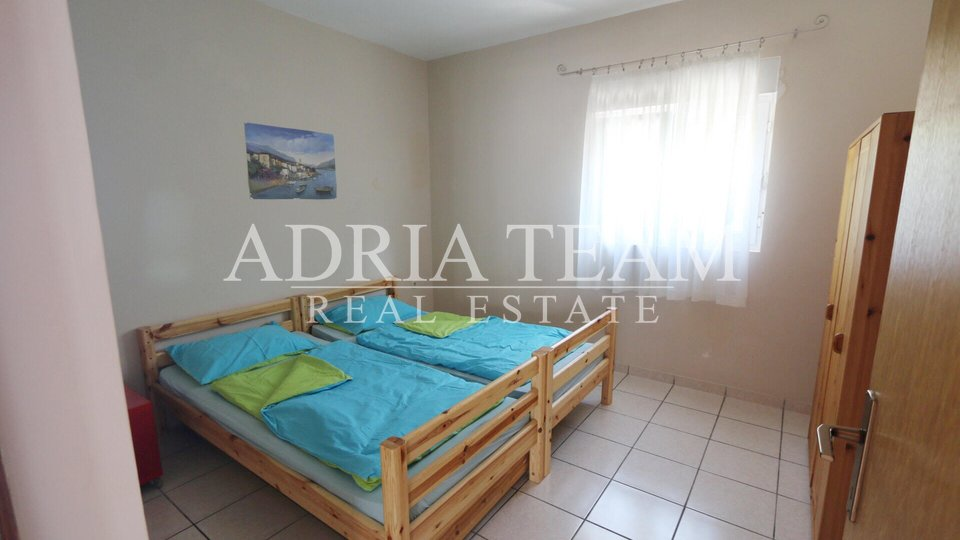 APARTMENT HOUSE, 10 M FROM THE SEA - TOP LOCATION, VIR