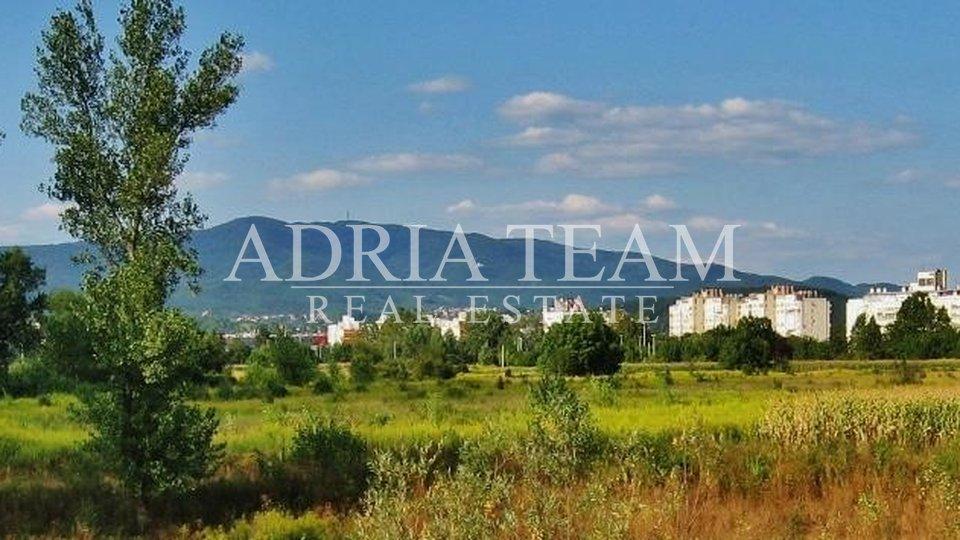 Land, 6863 m2, For Sale, Zagreb - Špansko