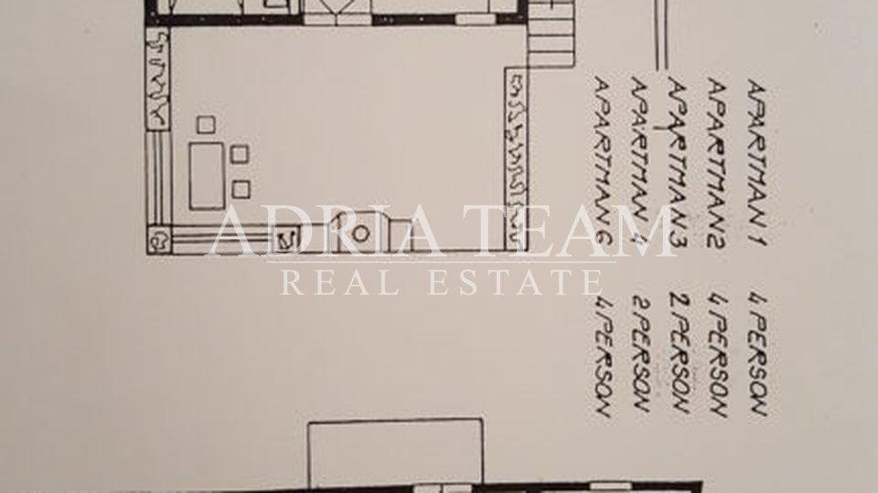 House, 300 m2, For Sale, Novalja