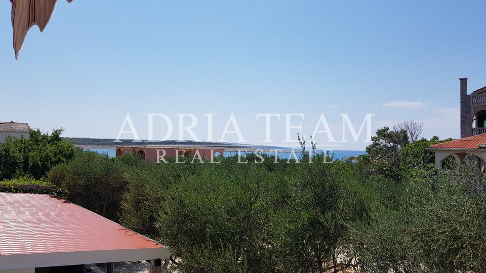 TWO BEDROOM APARTMENT, 50 M FROM THE SEA, POVLJANA - PAG