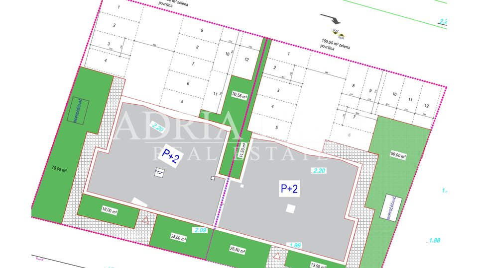 Ferienwohnung, 65 m2, Verkauf, Nin