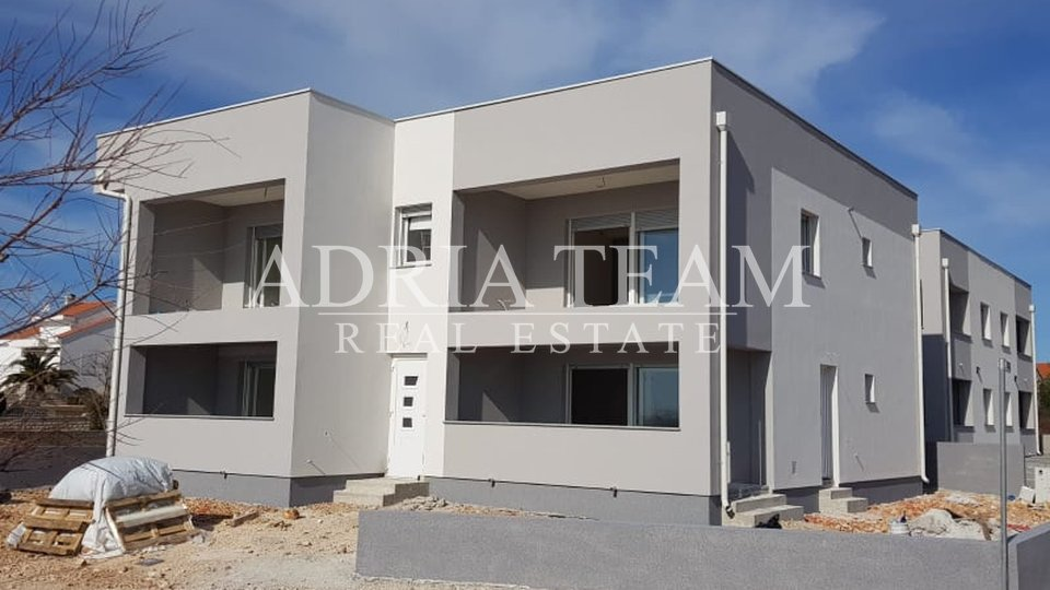 TWO BEDROOM APARTMENTS, 10 M FROM THE SEA, SOUTH SIDE - VIR