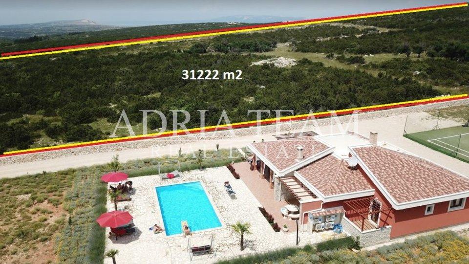 Grundstück, 31222 m2, Verkauf, Novalja