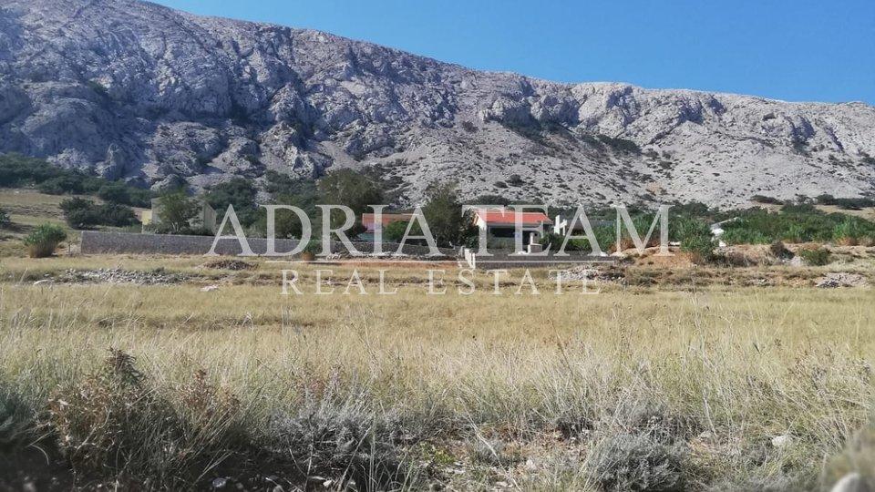 Land, 1013 m2, For Sale, Pag - Kolan