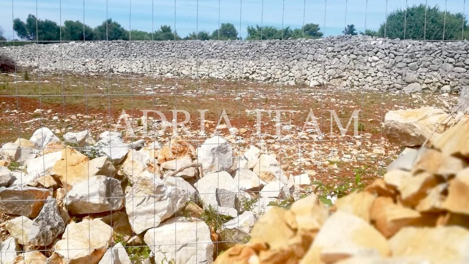 Land, 1707 m2, For Sale, Pag