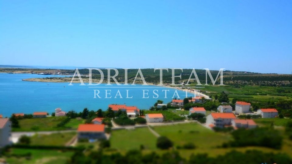 Land, 1100 m2, For Sale, Novalja