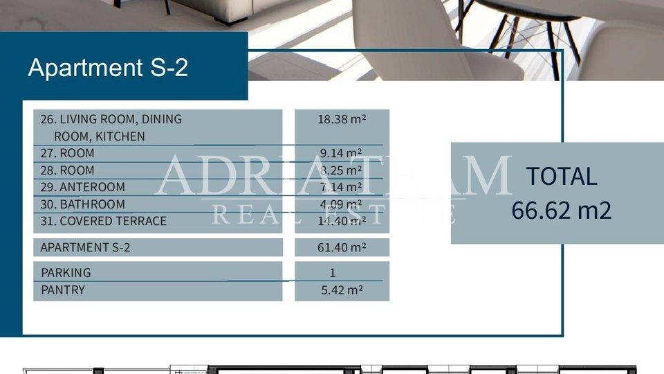 Ferienwohnung, 70 m2, Verkauf, Pag - Mandre