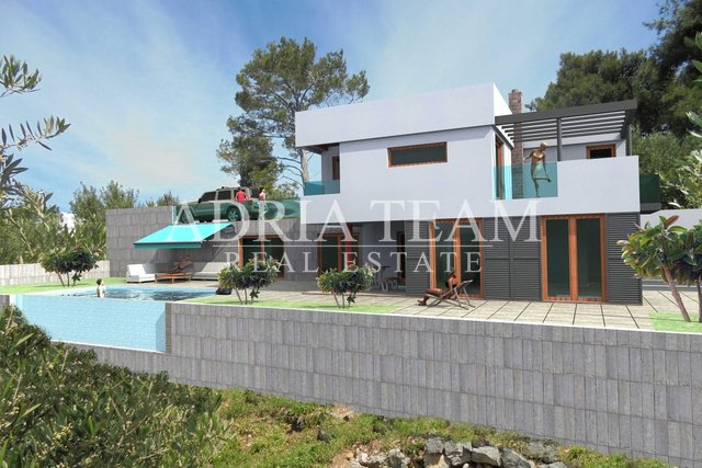 House, 240 m2, For Sale, Podstrana