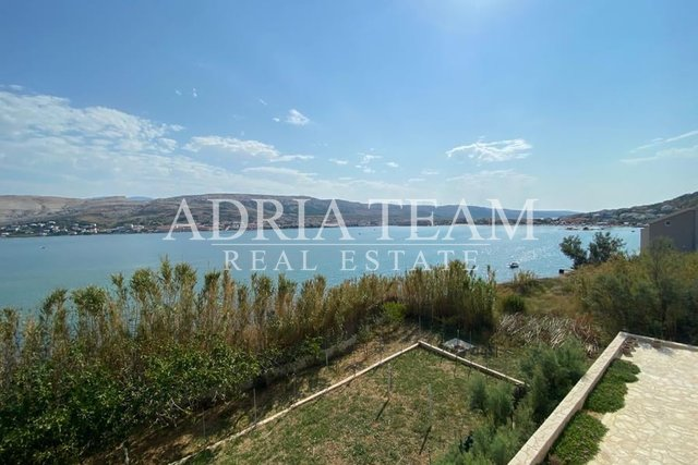 TWO BEDROOM APARTMENT WITH BEAUTIFUL SEA VIEW, 50 M FROM THE SEA, PAG