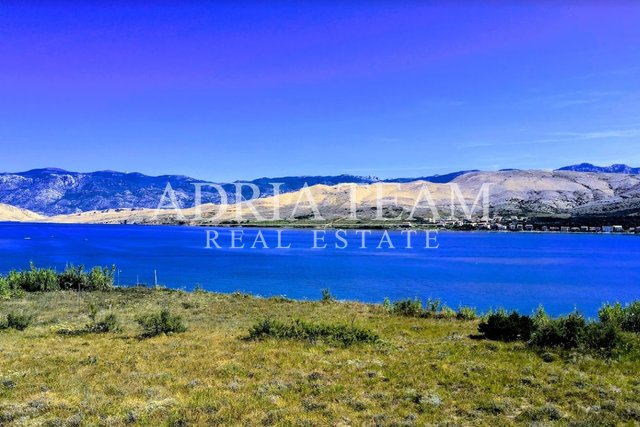 Land, 1693 m2, For Sale, Pag