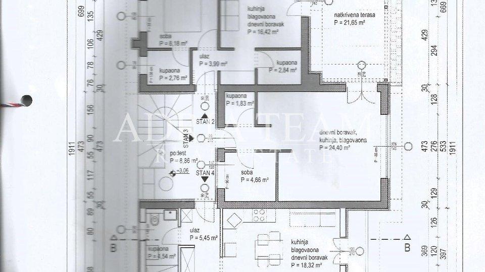 Haus, 360 m2, Verkauf, Nin - Zaton