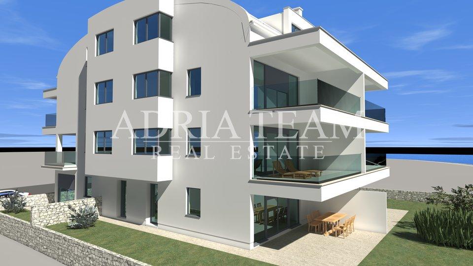 Holiday Apartment, 95 m2, For Sale, Povljana