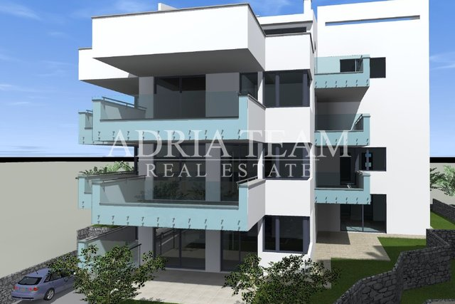 APARTMENTS WITH SEA VIEW, 70 M FROM THE SEA, POVLJANA - PAG