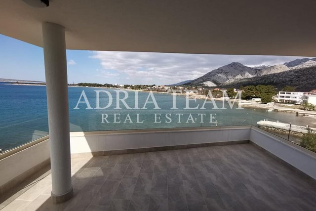 APARTMENTS WITH 1 BEDROOM, FIRST ROW TO THE SEA, SELINA - ZADAR