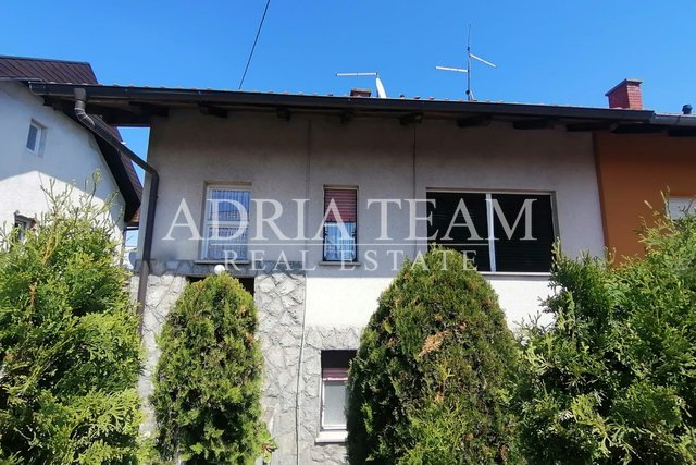 FAMILY HOUSE WITH THREE APARTMENTS AND LARGE GARDEN - BUKOVAC, ZAGREB