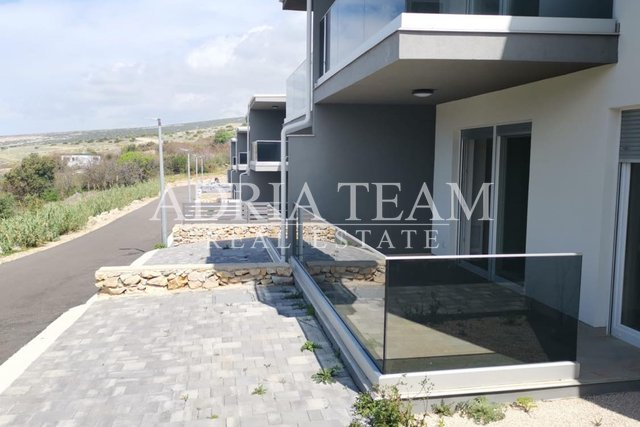 APARTMENTS WITH SEA VIEW! EXCELLENT POSITION! NEW BUILDING! PAG - SIMUNI