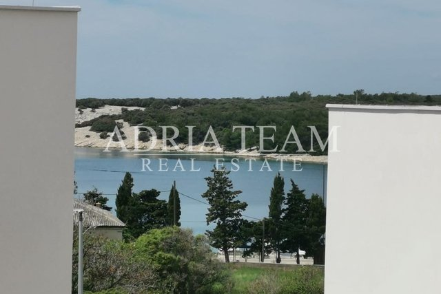 APARTMENTS WITH SEA VIEW! EXCELLENT POSITION! NEW BUILDING! PAG - ŠIMUNI