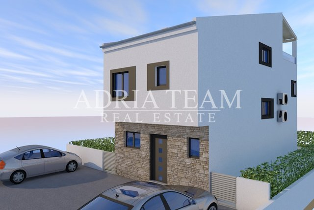 VILLA WITH POOL, 330 M FROM THE SEA, PANORAMIC SEA VIEW! SOURCE - ZADAR