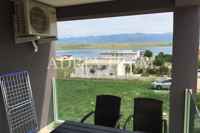 TWO BEDROOM APARTMENT WITH SEA VIEW, 70 M FROM THE SEA, VIR