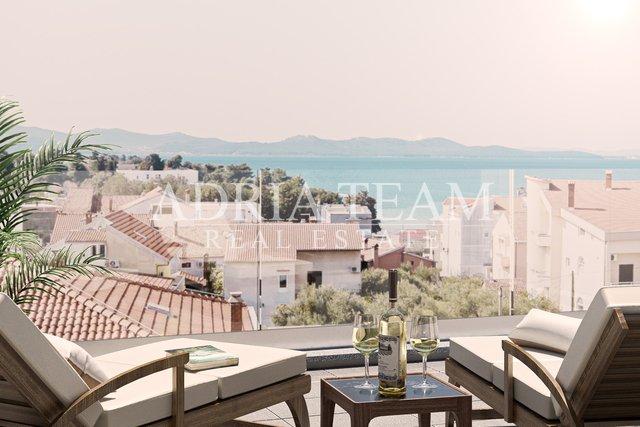 Zwei-Zimmer-Wohnungen zum Verkauf in Neubau, Zadar - Diklo.