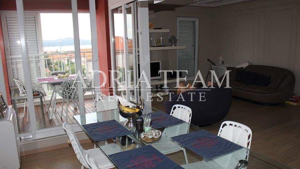 Luxusní apartmán s výhledem na moře, Zadar