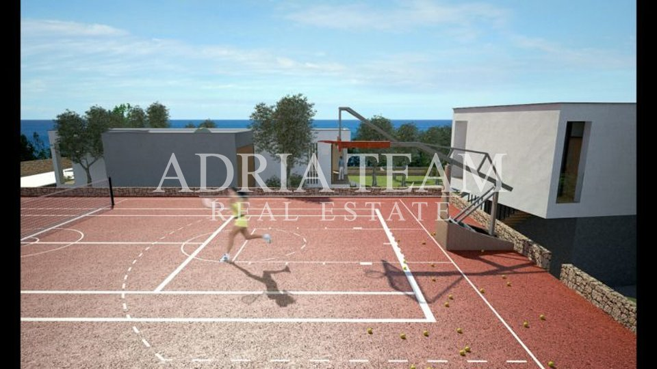 Land, 500 m2, For Sale, Novalja