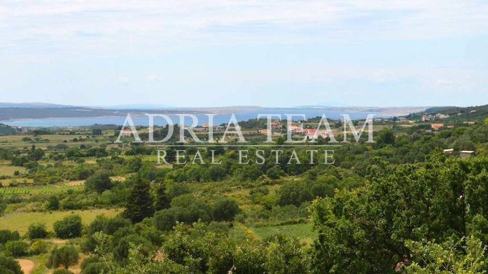 Land, 3000 m2, For Sale, Ražanac - Radovin