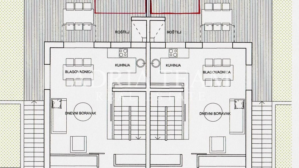 House, 150 m2, For Sale, Okrug - Okrug Gornji