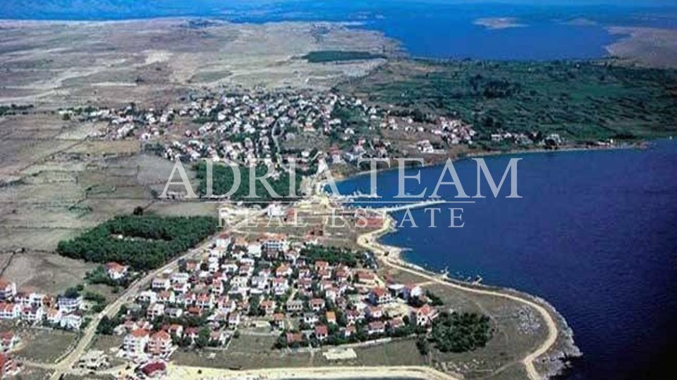 Land, 1670 m2, For Sale, Povljana