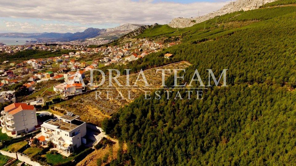 Land, 4150 m2, For Sale, Split - Stobreč