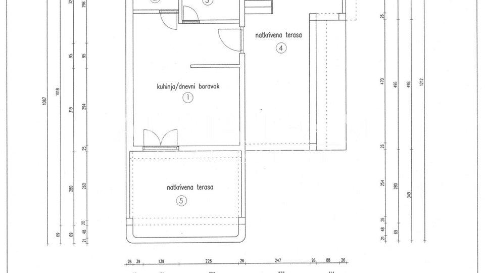 Apartmánový dom, Vodice