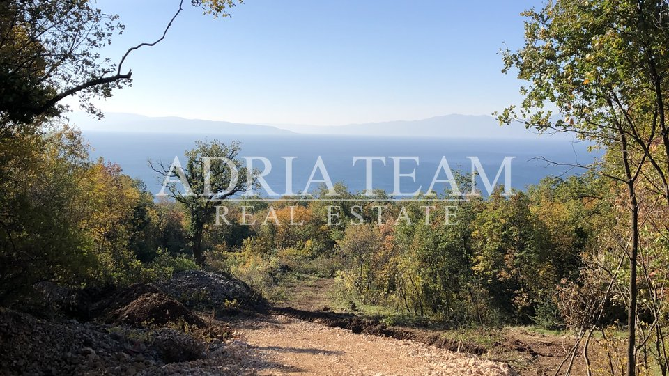 Land, 930 m2, For Sale, Kostrena - Plešići