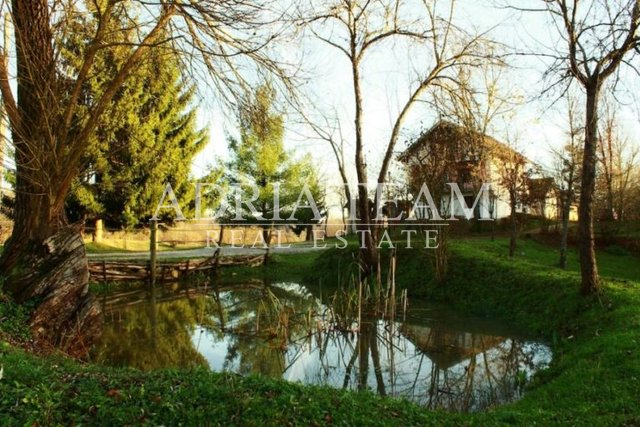 RURAL ESTATE - RURAL TOURISM - PEACE OASIS IN THE HEART OF NATURE, KARLOVAC