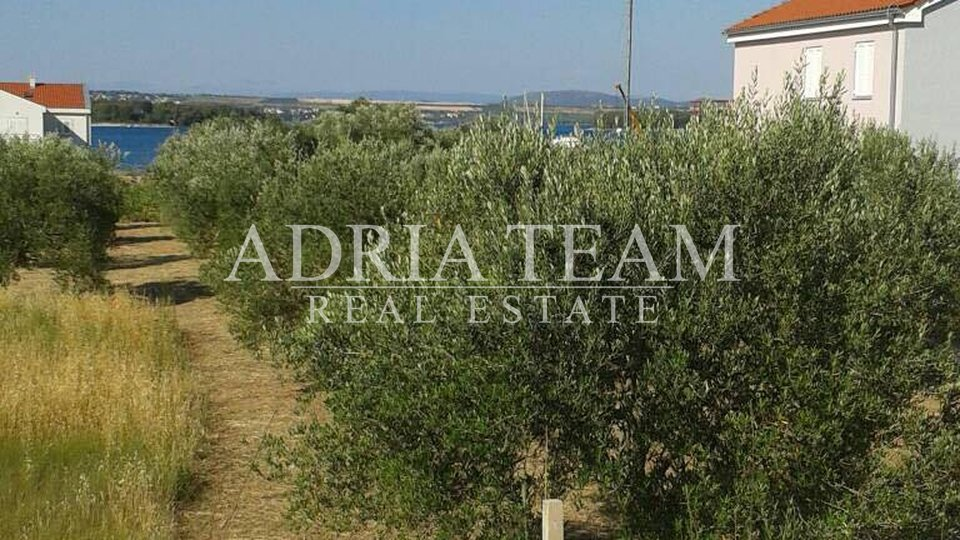BUILDING LOT WITH SEA VIEW, SALE!!! EXCELLENT POSITION! PAŠMAN