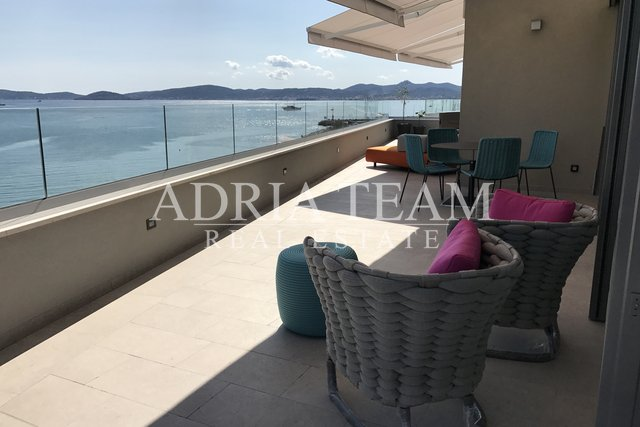 LUXURY PENTHOUSE APARTMENT ON TOP POSITION, ZADAR
