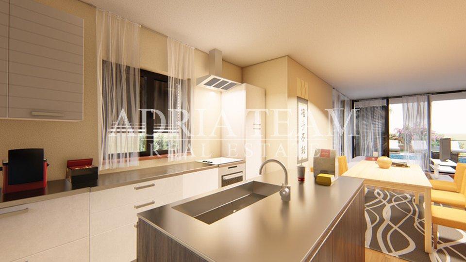 Holiday Apartment, 200 m2, For Sale, Posedarje - Vinjerac