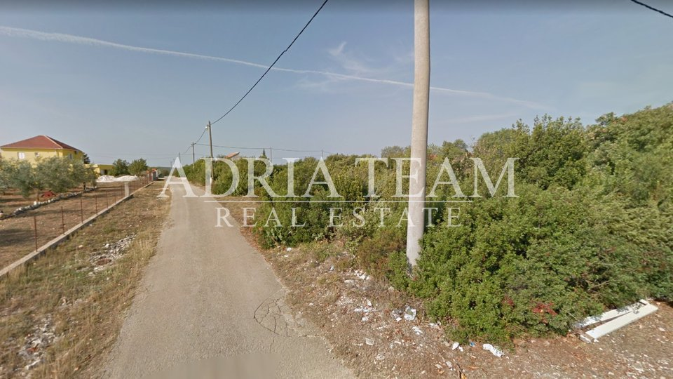 Land, 1699 m2, For Sale, Sukošan - Debeljak
