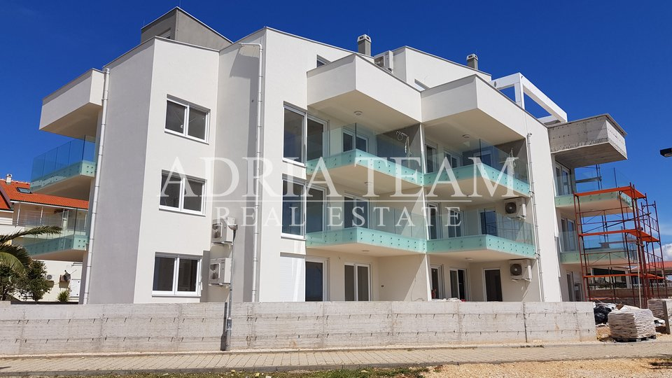 APARTMAN U NOVOGRADNJI POVLJANA, 1. RED DO MORA