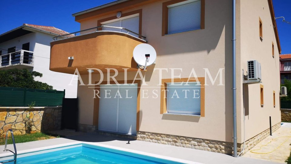 SEMI-DETACHED HOUSE WITH POOL, PAG